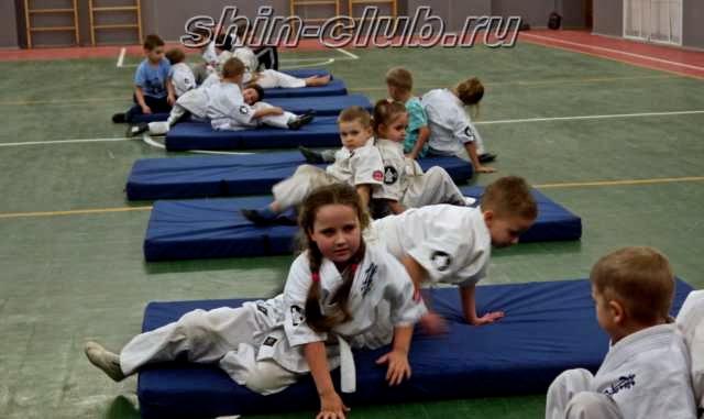 детские тренир