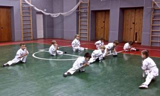 детские тренировки