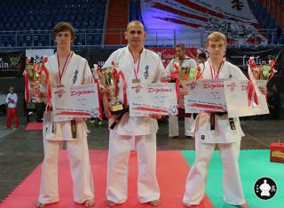 Чемпионат Европы по Киокушинкай (3)