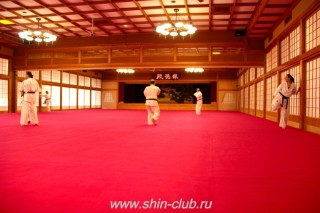 Международный лагерь Киокушинкай - Мицуминэ (15)