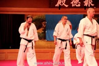 Международный лагерь Киокушинкай - Мицуминэ (17)