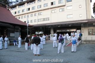 Международный лагерь Киокушинкай - Мицуминэ (21)