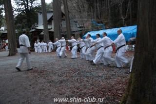 Международный лагерь Киокушинкай - Мицуминэ (50)