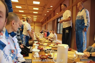 Международный лагерь Киокушинкай - Мицуминэ (54)
