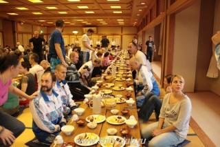 Международный лагерь Киокушинкай - Мицуминэ (56)
