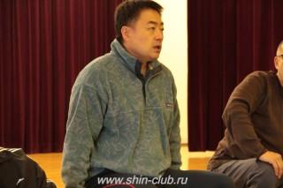 Международный лагерь Киокушинкай - Мицуминэ (60)