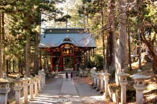 Международный лагерь Киокушинкай - Мицуминэ (7)