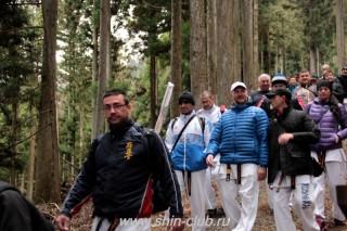 Международный лагерь Киокушинкай - Мицуминэ (70)