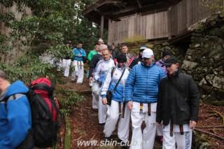Международный лагерь Киокушинкай - Мицуминэ (72)