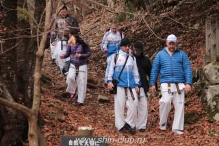 Международный лагерь Киокушинкай - Мицуминэ (76)