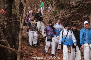 Международный лагерь Киокушинкай - Мицуминэ (77)