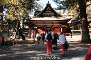 Международный лагерь Киокушинкай - Мицуминэ (9)
