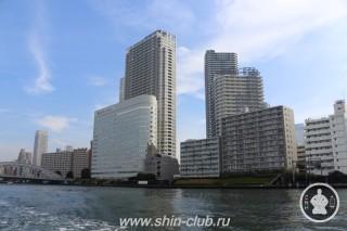 Токио. Вид с канала (10)