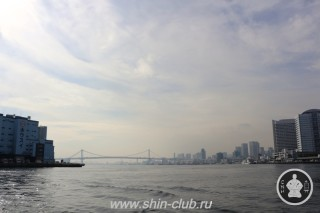 Токио. Вид с канала (11)