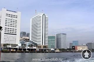 Токио. Вид с канала (12)