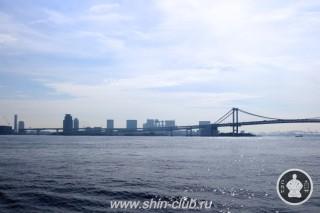 Токио. Вид с канала (13)