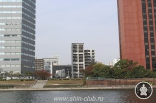 Токио. Вид с канала (16)