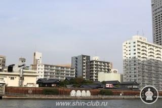 Токио. Вид с канала (17)