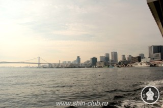 Токио. Вид с канала (19)