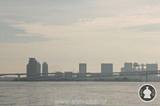 Токио. Вид с канала (20)