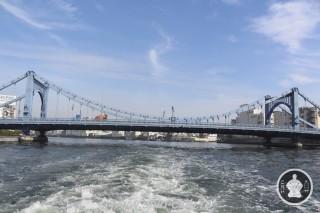 Токио. Вид с канала (3)