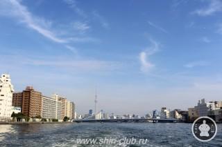 Токио. Вид с канала (4)