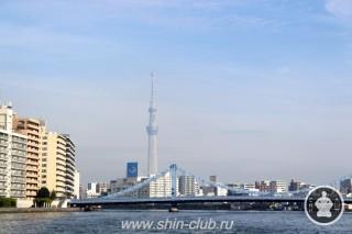 Токио. Вид с канала (5)