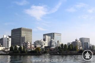 Токио. Вид с канала (6)