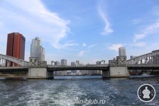 Токио. Вид с канала (9)
