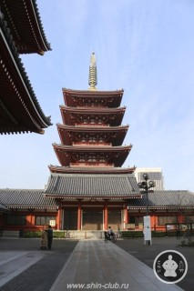 храм Асакуса Каннон (13)