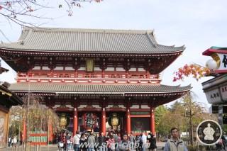храм Асакуса Каннон (4)