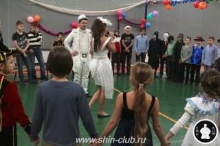 Новогодний праздник в Красногвардейском районе (2)