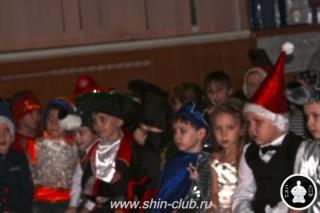Новогодняя елка в Спортивном клубе СИН (3)