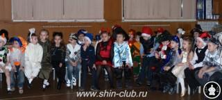 Новогодняя елка в Спортивном клубе СИН (30)