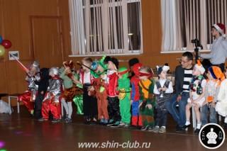 Новогодняя елка в Спортивном клубе СИН (37)