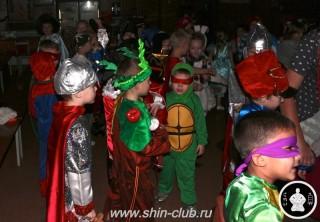 Новогодняя елка в Спортивном клубе СИН (47)