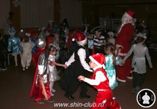 Новогодняя елка в Спортивном клубе СИН (55)