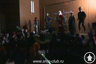 Новогодняя елка в Спортивном клубе СИН (87)