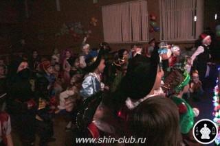 Новогодняя елка в Спортивном клубе СИН (89)