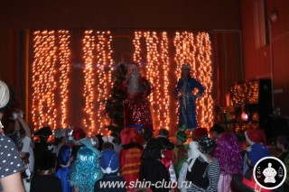 Новогодняя елка в Спортивном клубе СИН (96)