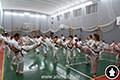 тренировка Киокушинкай