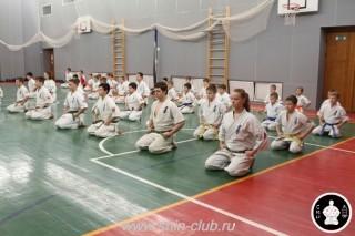 тренировка Киокушинкай 2016 ударов (1)