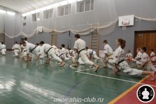 тренировка Киокушинкай 2016 ударов (10)