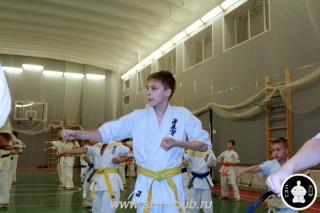 тренировка Киокушинкай 2016 ударов (103)