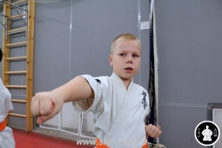 тренировка Киокушинкай 2016 ударов (109)