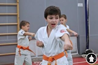 тренировка Киокушинкай 2016 ударов (111)