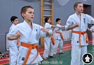 тренировка Киокушинкай 2016 ударов (112)