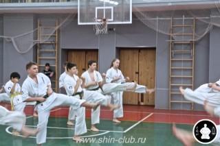 тренировка Киокушинкай 2016 ударов (116)