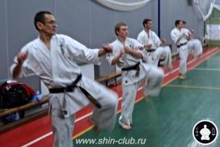 тренировка Киокушинкай 2016 ударов (117)