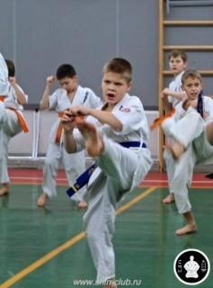тренировка Киокушинкай 2016 ударов (118)
